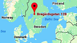 Resellers Wholesale Distributors - Karlskoga sweden map